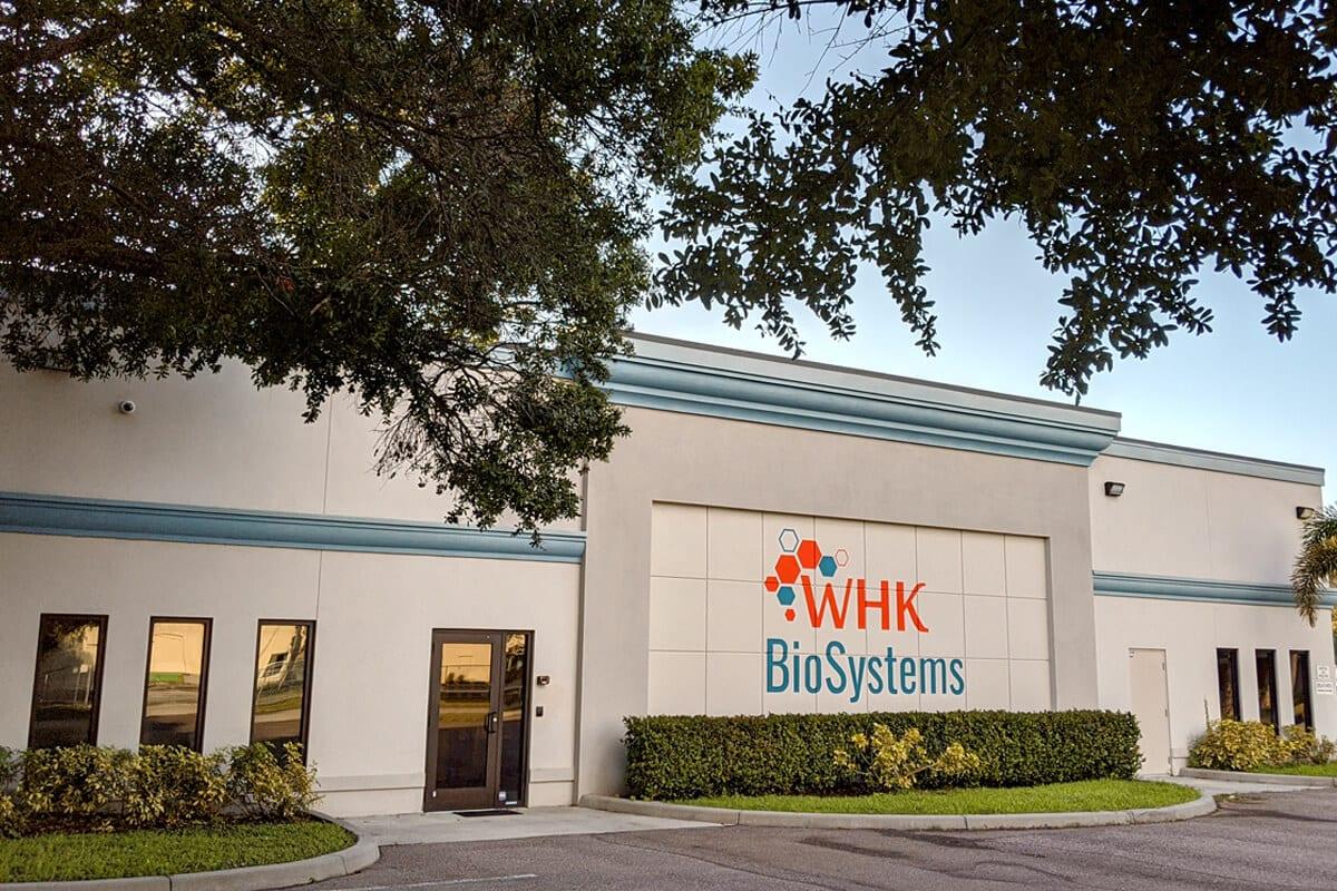 WHK BioSystems Exterior Building