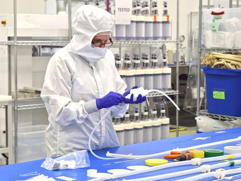 Custom Medical Device Assembly