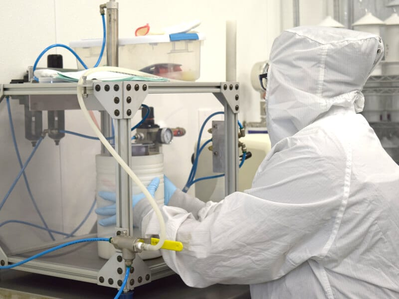 Contract Manufacturing of Medical Components