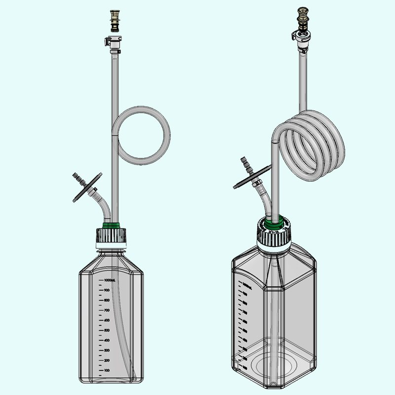 Aseptic Bottle Assembly
